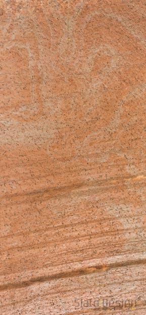 Copper Translucent átvilágítható kőfurnér