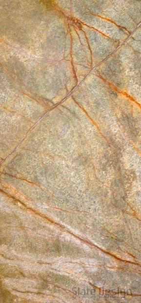 Rainforest Green átvilágítható kőfurnér
