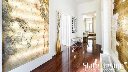 Slate Design kőfurnér