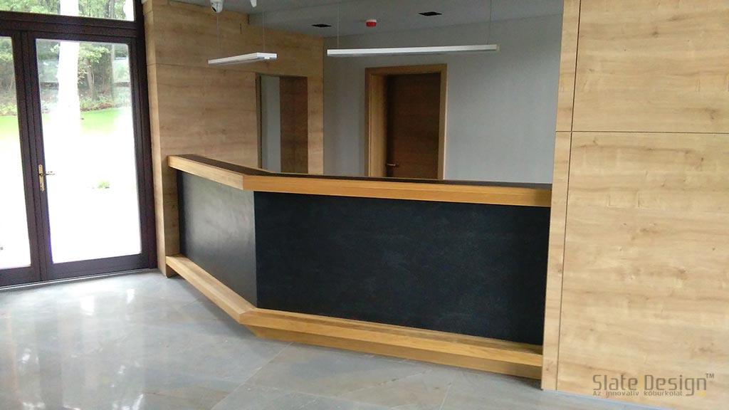 Avalon - bútor kőborítással, kőfal