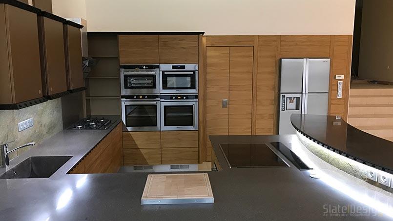 konyhai kőburkolat, konyhaburkolat, konyhapult kőburkolat