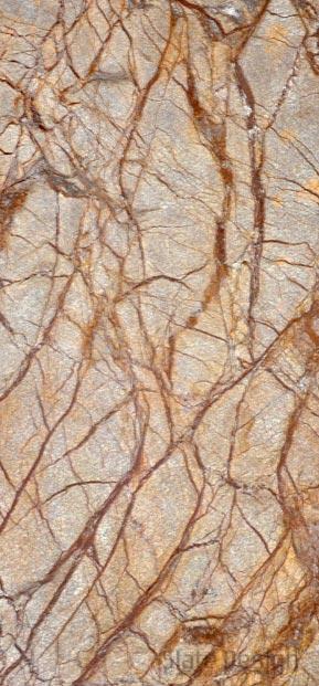 Rainforest Brown átvilágítható kőfurnér