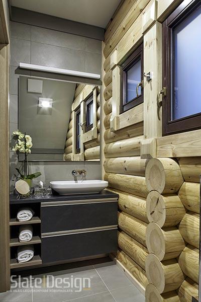 Fürdőszobai kőburkolat