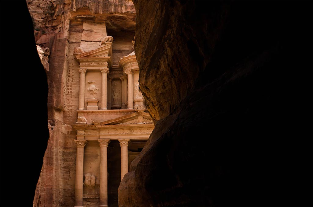 Petra homokkő
